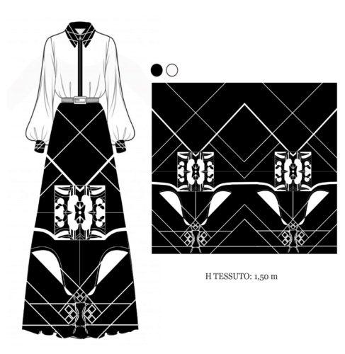 Design del tessuto